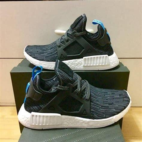 Adidas Nmd Grade Ori Import 1 adidas nmd xr1 pk black grey blue glitch camo 6us w7us kixify marketplace