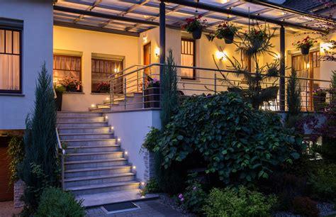 beleuchtung terrasse gutes terrassenlicht bringt viele vorteile le magazin