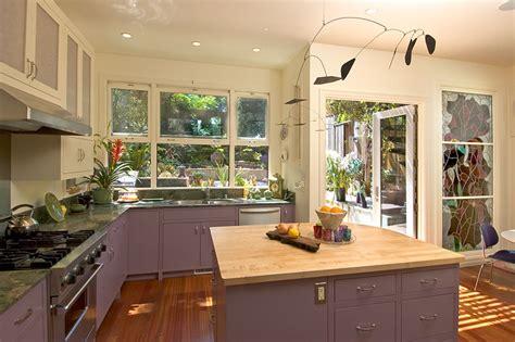 purple kitchen cabinets our favorite san francisco kitchen remodels
