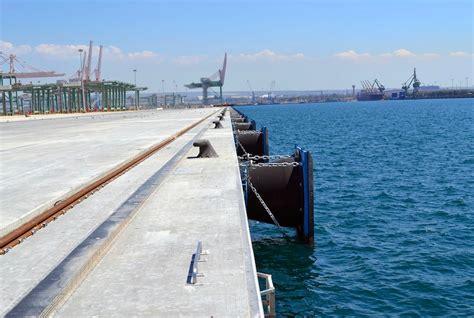 porto taranto porto di taranto conclusi i lavori per la banchina