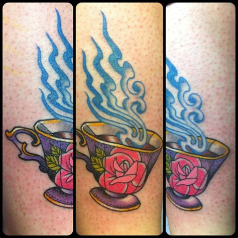 tea cup tattoo small girly tattoos the official for things ink