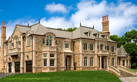 mansions designs dalessio inspired architectural designs custom luxury