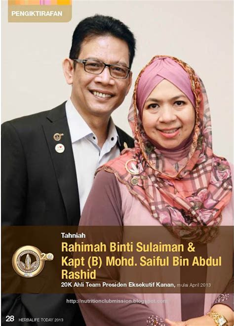 Teh Herbalife Malaysia herbalife malaysia success stories herbalife independent