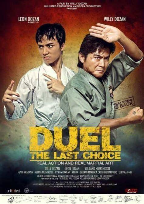 film laga willy dozan willy dozan janjikan laga istimewa di duel the last