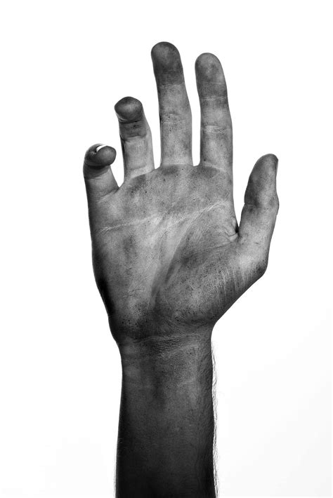black hand the hand and eye photoshop digital media design