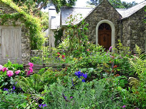 Victorian Cottage Gardens - free home plans english cottage garden plans