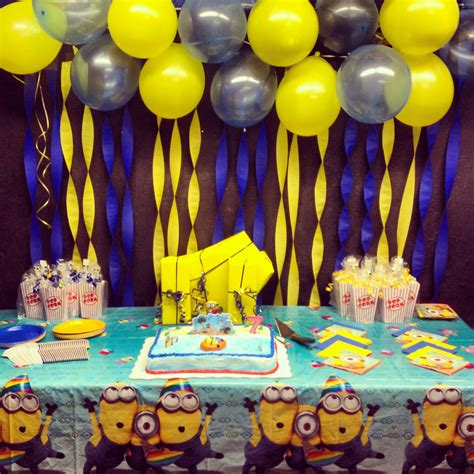 Minions Decoration by Minion On Minion And