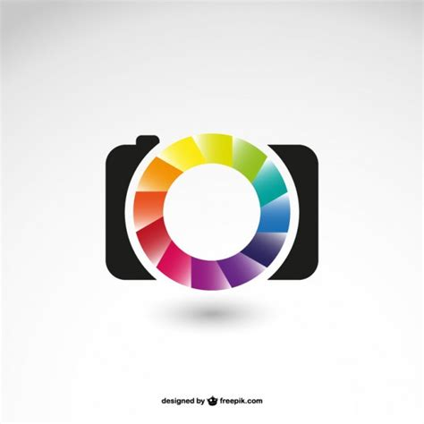 how to create a photography logo for free photography business logo icon vector free