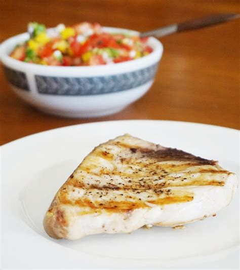how to grill swordfish new england today