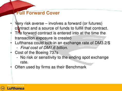Mba Exchange Cost by Lufthansa Study Presentation Mba