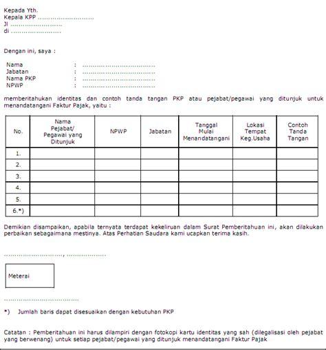 pembuatan faktur pajak pengganti di efaktur contoh surat faktur pajak contoh 36