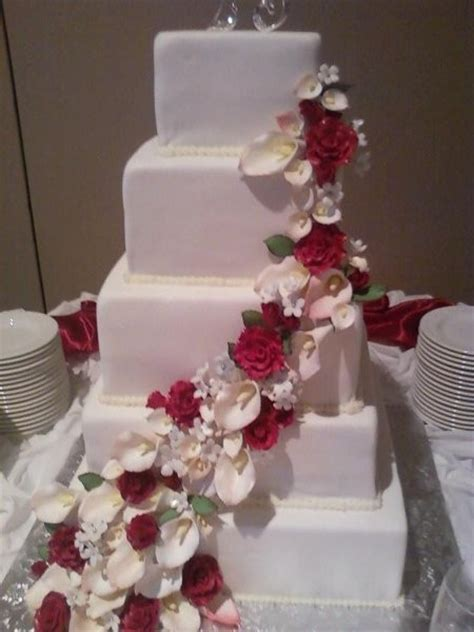 Wedding Cakes Jackson Tn by Sugar Buzz Bakery Wedding Cake Tennessee