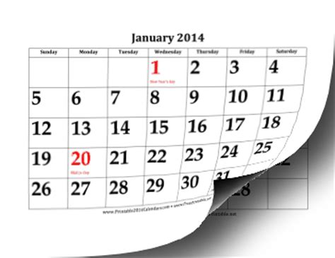 big printable calendar december 2014 printable 2014 calendar with large dates