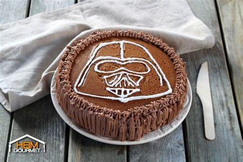darth vader kuchen wars darth vader schokoladenkuchen