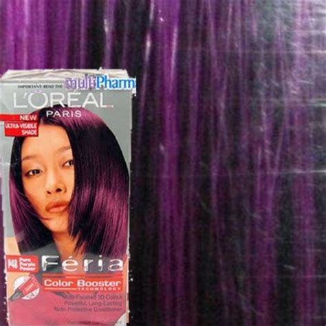 feria hair color purple loreal feria hair color purple the gallery for gt loreal