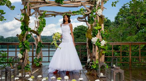 Wedding Ceremony Jamaica by Geejam Hotel Wedding Packages In Port Antonio Jamaica