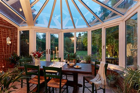 Victorian Style Homes Interior Lean To Conservatory Range Anglian Home