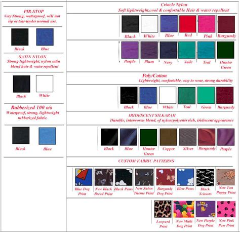 what type of fabric to use for upholstery ivory stylist wear color chart