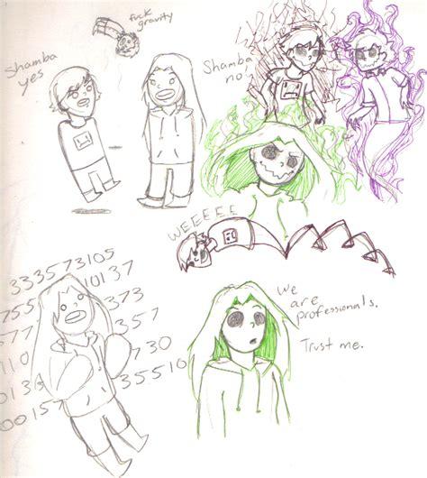doodle friend friend doodles by jargurl on deviantart
