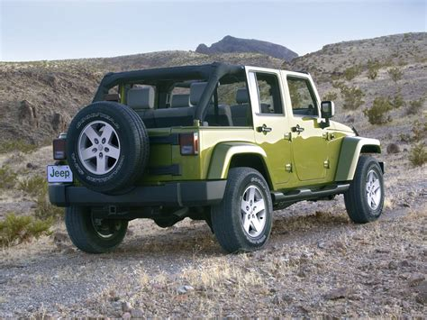Buying A Used Jeep Wrangler 2010 Jeep Wrangler Unlimited Price Photos Reviews