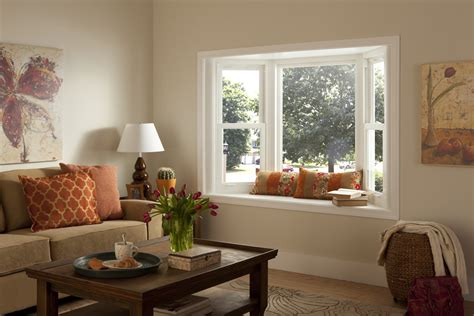 living room bay window bay window with seating simonton windows doors