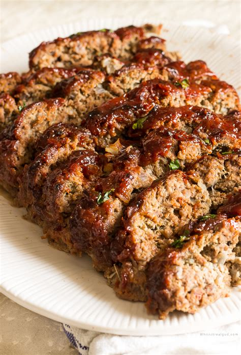 meatloaf recipe best the best meatloaf recipe l whisk it real gud