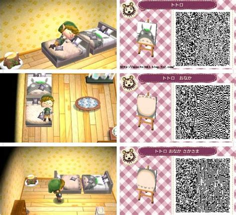 acnl hair opposite gender 1000 images about cute totoro acnl qr codes on pinterest