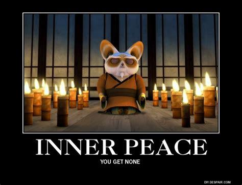 Inner Peace Meme - kung fu master po quotes quotesgram