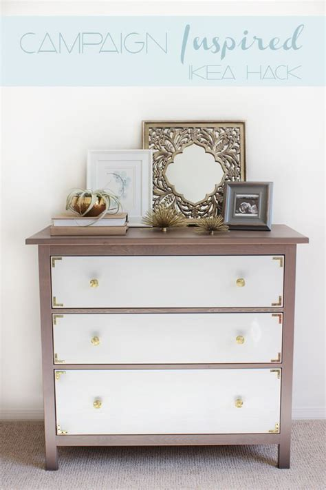 ikea dresser hacks ikea hack hemnes dresser for the home pinterest