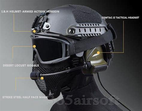 Helm Tactical Airsoft Gun best 25 tactical helmet ideas on tactical