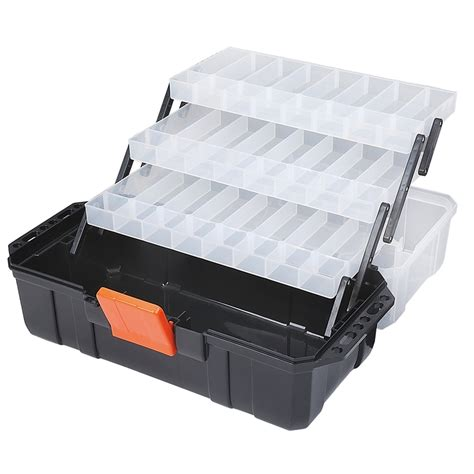 T205 2 In 1 Multifunction Box Storage Box 555 Warna Warna Green 1 tactix 3 layer cantilever tool box multifunction