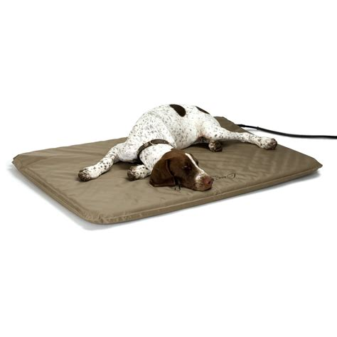 petco bed k h lectro soft outdoor heated bed petco