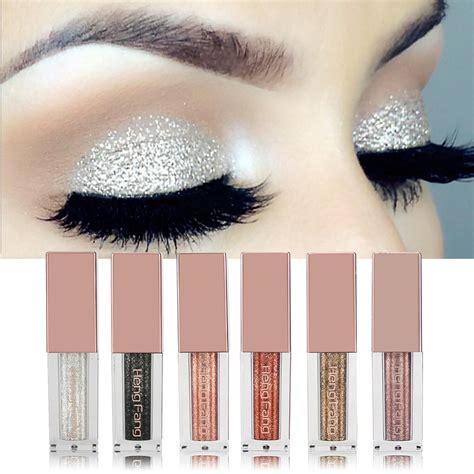 Eyeshadow Liquid eyeshadow glitter eye shadow liquid shimmer stick tool korea cosmetic gift for