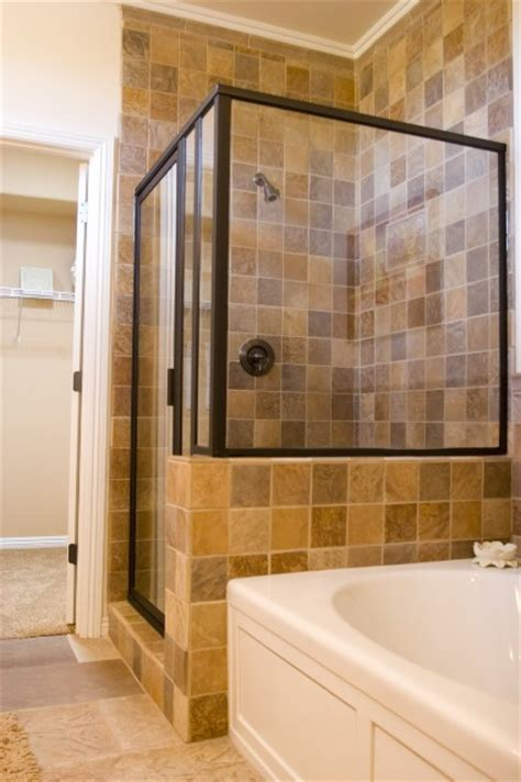 bathroom upgrades ideas how big of a do you need in a subfloor for a shower
