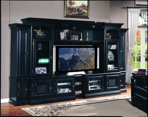 wall units awesome black entertainment center wall unit