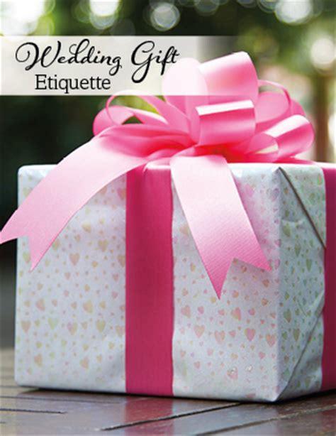 gift etiquette wedding gift etiquette magnetstreet weddings