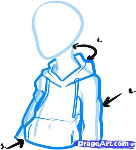 hoodie design drawings how to draw anime hoodies google search human