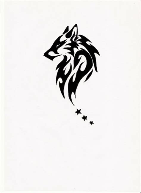 wolf tattoo tribal ideas yo tattoo