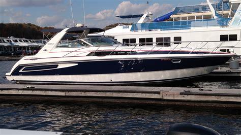 fountain boats boat trader used 2007 fountain 38 express cruiser lake ozark mo