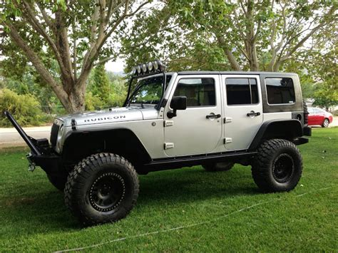 4 door jeep rock crawler find used 2007 jeep wrangler rubicon unlimited 4x4 jk 4