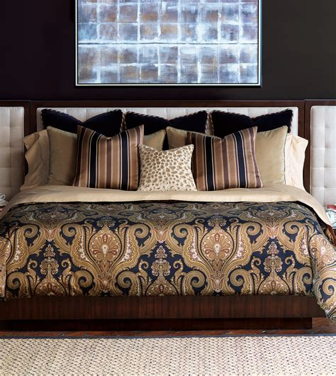 barclay butera luxury bedding by eastern accents taffeta