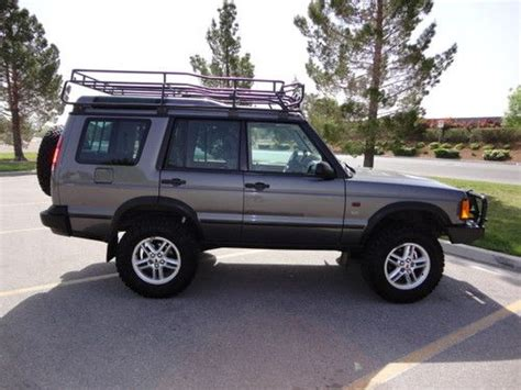 find used 2002 land rover discovery series ii se sport utility 4 door 4 0l in los angeles