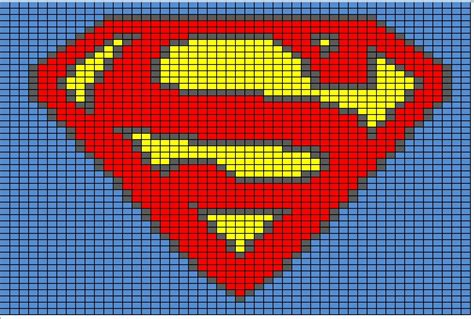 superman logo crochet pattern superhero logo charts happyhooker s blog