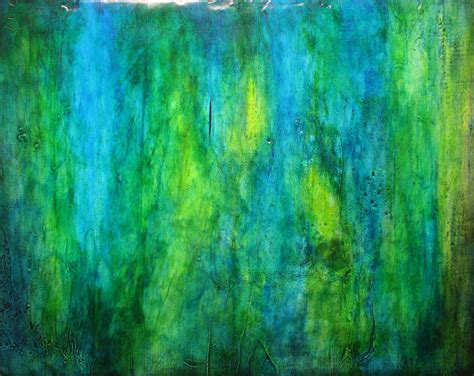 blue green paint blue and green abstract paintings www imgkid com the