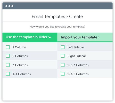 how to build email template email templates klaviyo