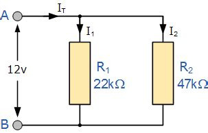 calculate resistor parallel circuit resistors in parallel parallel connected resistors