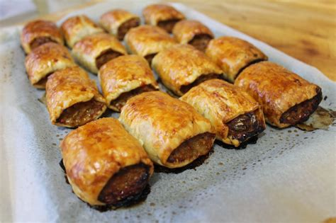 Printable Sausage Roll Recipes | quick and easy sausage rolls a dash of flavour printable