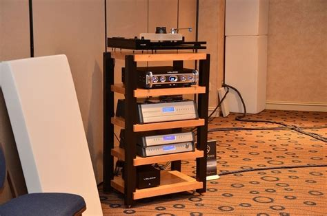 Audio Component Rack by High End Audio Component Rack Stand Or Shelf Wanted