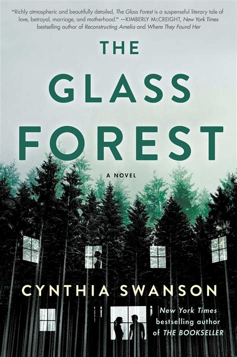 the glass forest ebook by cynthia swanson official