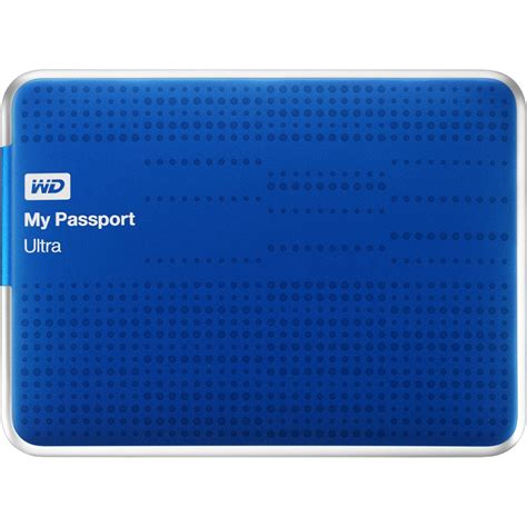 Wd Passport Ultra 1tb 2 5 Quot 2000gb wd my passport ultra wdbmwv0020bbl eesn 2 5 quot 6 4cm